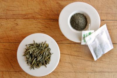 Loose Tea or tea Bags ?